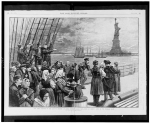 """Today is Ellis Island family history day"""